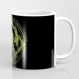 Cthulhu - chant design Coffee Mug