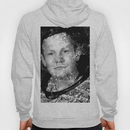 NEIL ARMSTRONG (BLACK & WHITE VERSION) Hoody