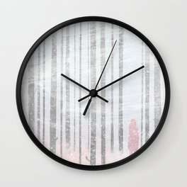 The Company of Wolves Wall Clock
