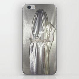 "say no to patriarchy / ""the bride"" iPhone Skin"