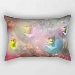 just for fun Rectangular Pillow