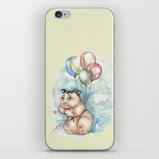 It's never too late to fly iPhone & iPod Skin