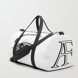 Aeon Flux Duffle Bag