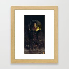 The Grower Framed Art Print