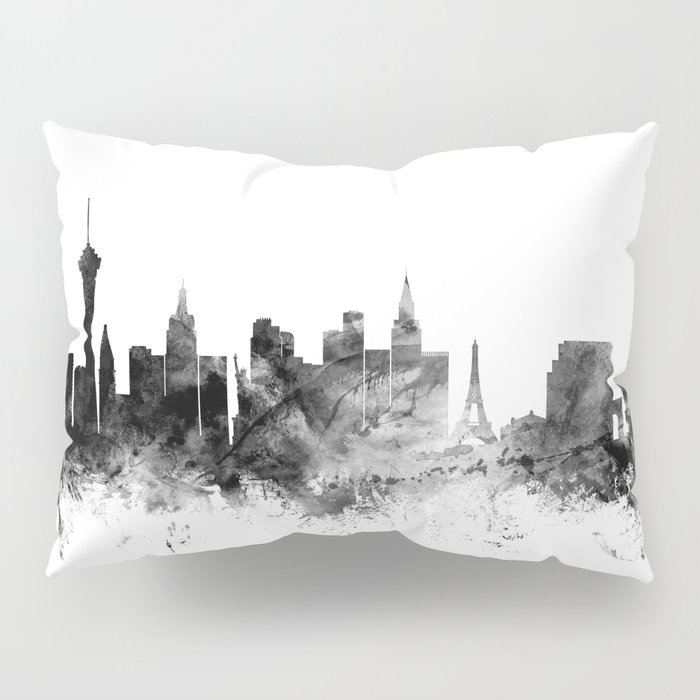 Las Vegas Nevada Skyline Pillow Sham