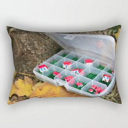 Insediamenti Rectangular Pillow