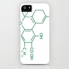Cannabis Chemistry: THC Slim Case iPhone (5, 5s)