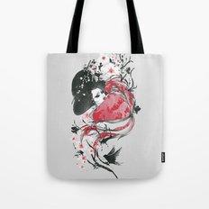 The Geisha Tote Bag