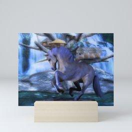 The Treehouse Mini Art Print