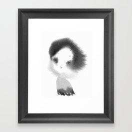 little gost Framed Art Print