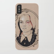 wednesday Slim Case iPhone X
