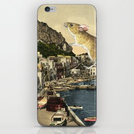 All that's bewitching by the water iPhone Skin
