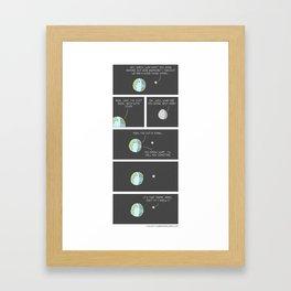 Relationships Framed Art Print