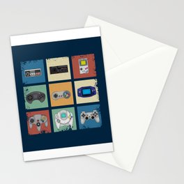 Gaming Generations Stationery Cards