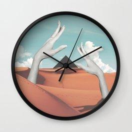 Mastermind of Rebellion Wall Clock