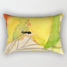A color-washed life 18 Rectangular Pillow