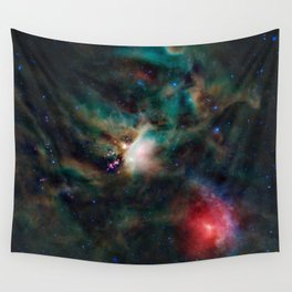 Rho Ophiuchi Cloud Complex Wall Tapestry