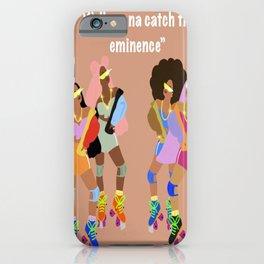 Rollin' With Da Homies iPhone Case