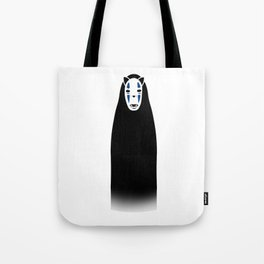 Kaonashi Cat Tote Bag