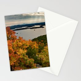 Autumn colors in New Hampshire Stationery Cards