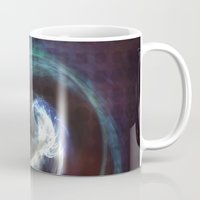 under the sea Mugs featuring Under Sea by Nicki Hart