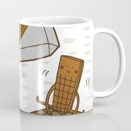 Wafer Coffee Mug