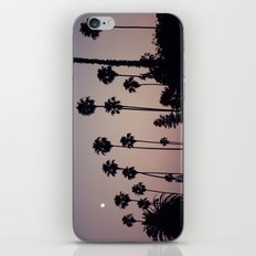 Hollywood Forever Cemetery Sunset  iPhone & iPod Skin