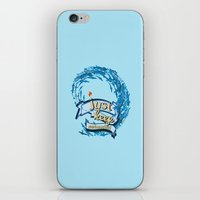 finding nemo iPhone & iPod Skins featuring just keep swimming.. finding nemo by studiomarshallarts