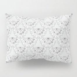 Vintage Scalloped Pillow Sham