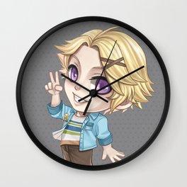Mystic Messenger Yoosung -chibi version- Wall Clock