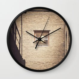 Lights in the Exchange Wall Clock