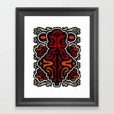 Biotica 3 Framed Art Print