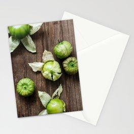 Tomatillos Stationery Cards