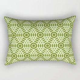 Op Art 176 Rectangular Pillow