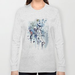 Heretic Astronut Long Sleeve T-shirt