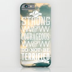 Be Strong iPhone 6s Slim Case