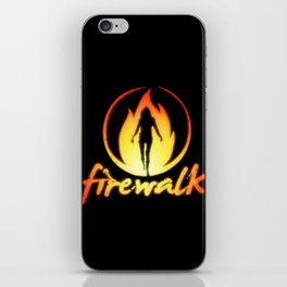 Life is Strange - Firewalk  Cosplay iPhone Skin