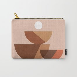 Abstraction_Mountains_Landscape_Minimalism_003 Carry-All Pouch
