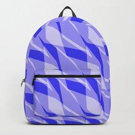 Blue Tropical Peel Backpack