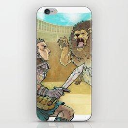 Gladiador iPhone Skin