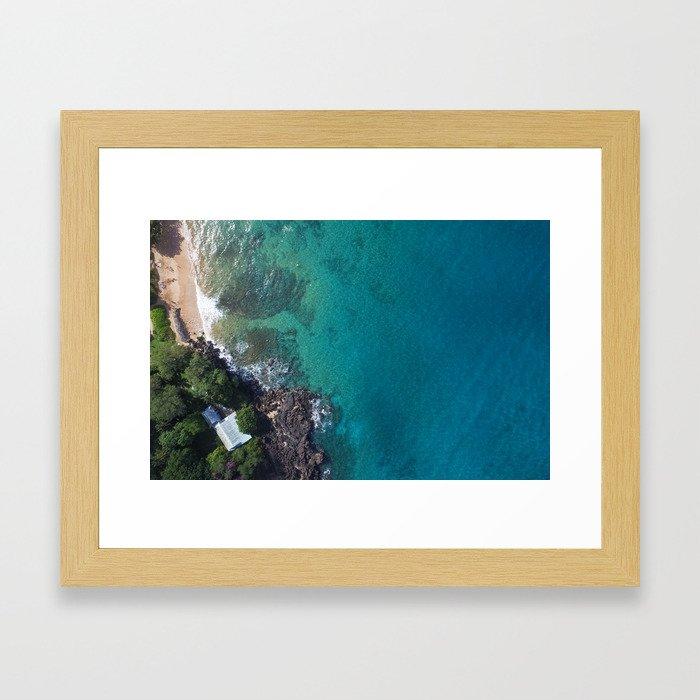Maui Views Framed Art Print