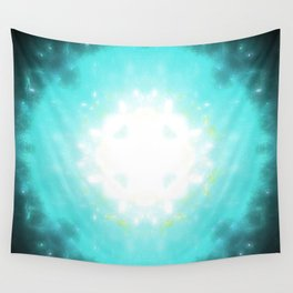 LIGHT IN THE DARK Wall Tapestry