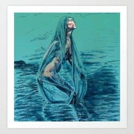 Danaë's Immaculate Conception (Revised) Art Print