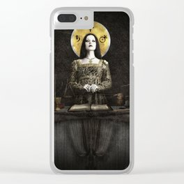 The Alchemist Clear iPhone Case