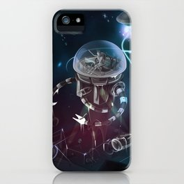 Rediscovery iPhone Case