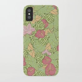 ¿eres normal? iPhone Case