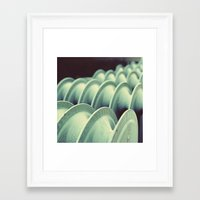 industrial Framed Art Prints featuring industrial by HD Connelly