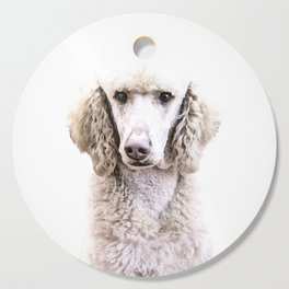 Standard Poodle Cutting Board