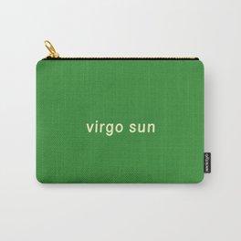 Virgo Sun Carry-All Pouch