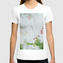 flower photography by chuttersnap T-shirt